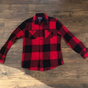 ✨Men's American Rag Plaid Flannel Sz M